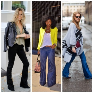 2015 Style +       70's Bell Bottom Jeans          = Nothing short of  Fabulous,    Flattering,            And.                Fun