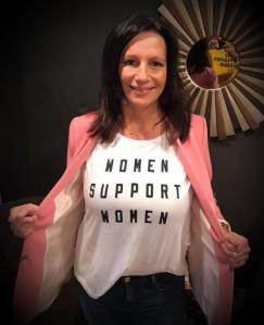 Shannon Brain Women support Women